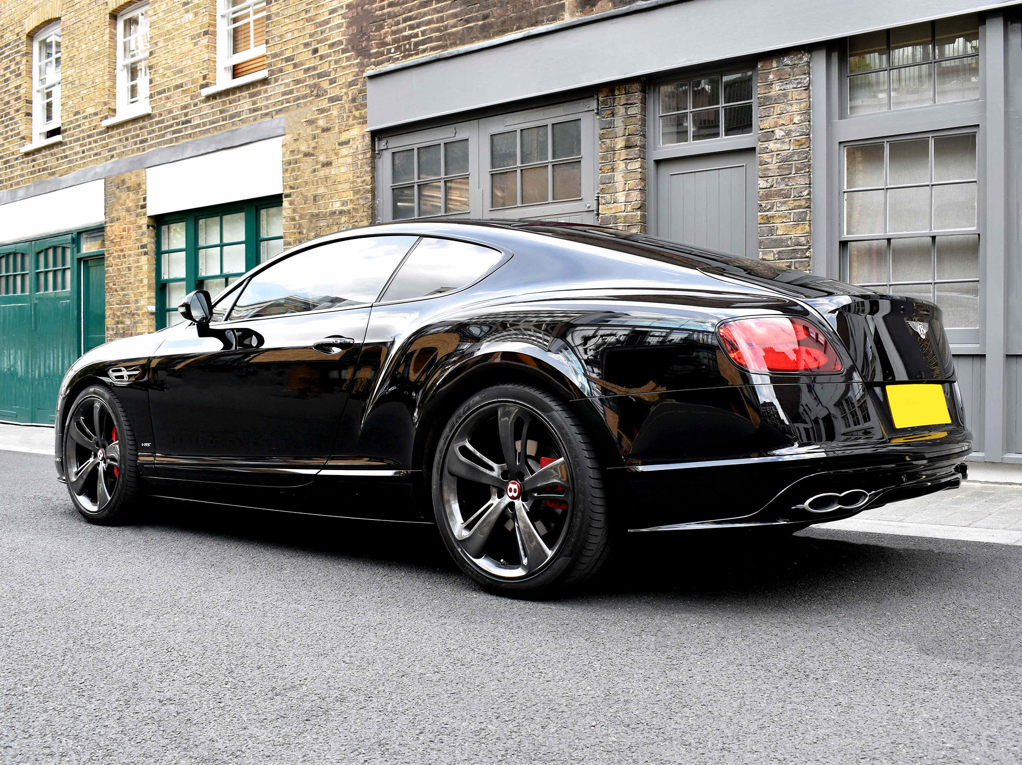 Bentley Continental GT V8 S Mulliner