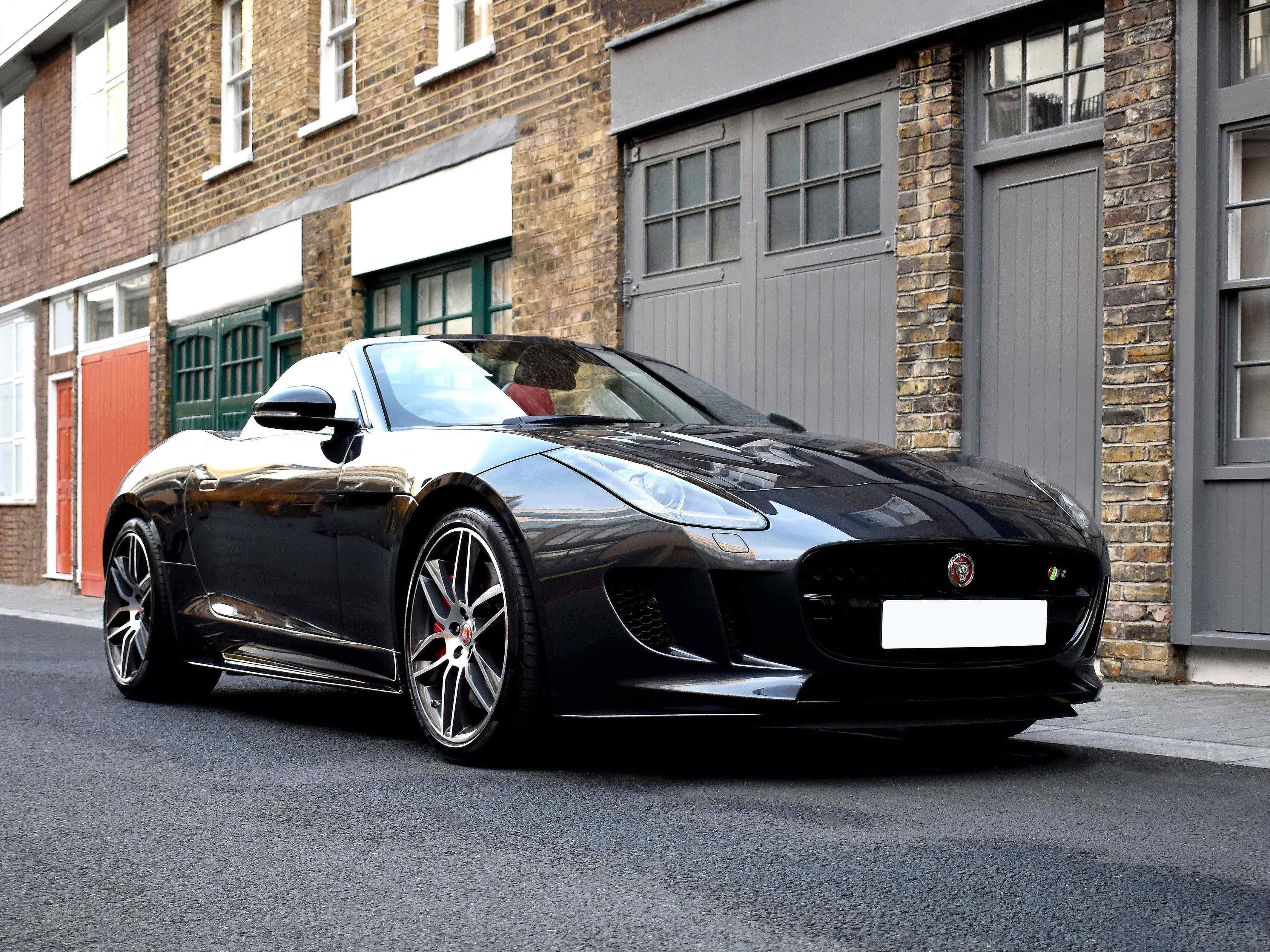 Jaguar F Type Convertible V8 Supercharged R AWD