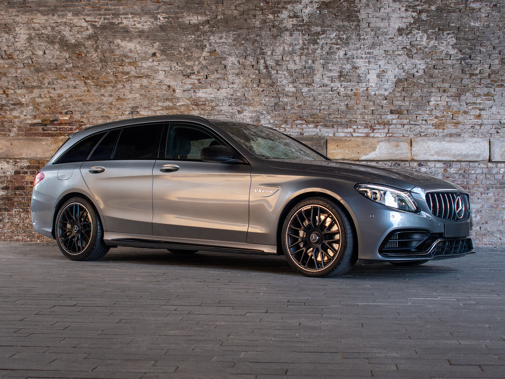 Mercedes C63 AMG Estate